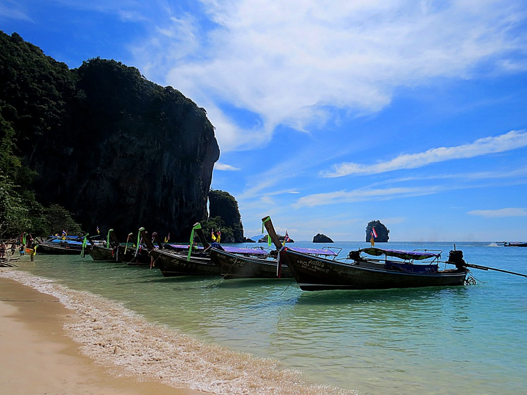 Rai Leh - best places for extreme sports