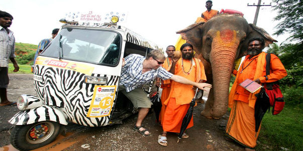 rickshaw challenge tuk tuk adventure