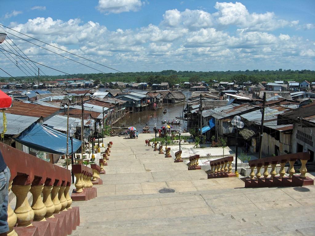 Iquitos, Peru (photo by Allen Sheffield)
