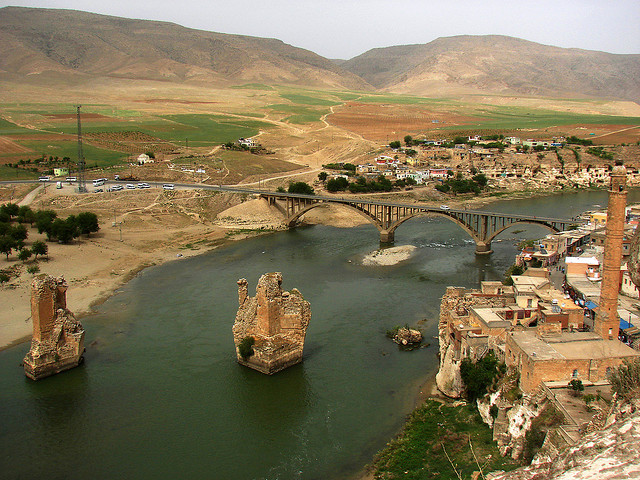 Hasankeyf and River Dicle - Senol Demir