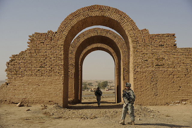 Iraq's endangered World Heritage Sites