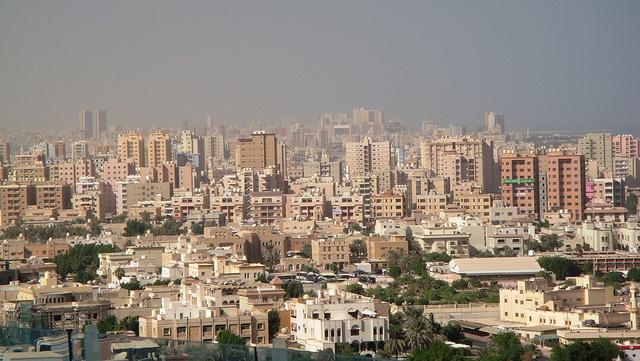 Kuwait City (photo by Ken Doerr)