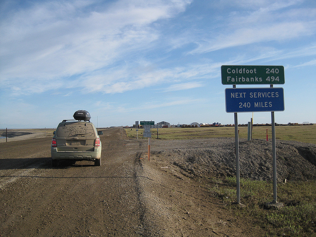 dalton highway - most dangerous roads in the world