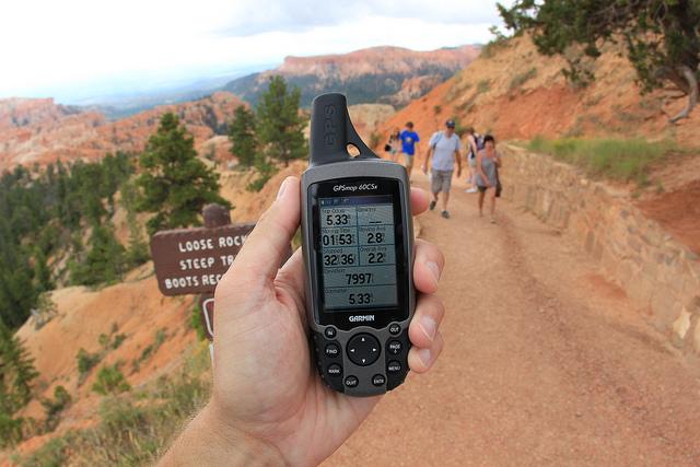 GPS (photo by daveynin)
