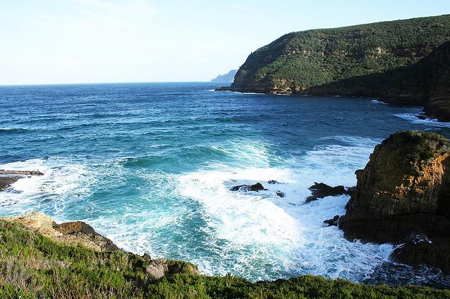 Tasman Peninsula (photo by Rusaila Bazlamit)