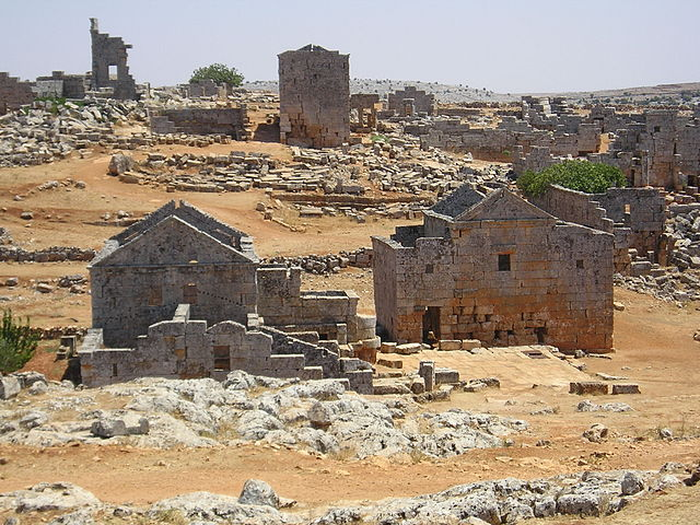Sejilla Ruins - Heretiq