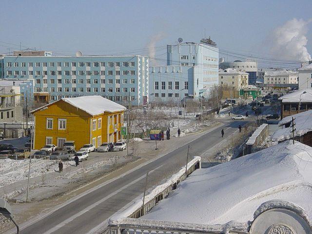most extreme city breaks yatkutsk