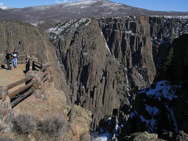 Black Canyon (photo by Ken Lund)
