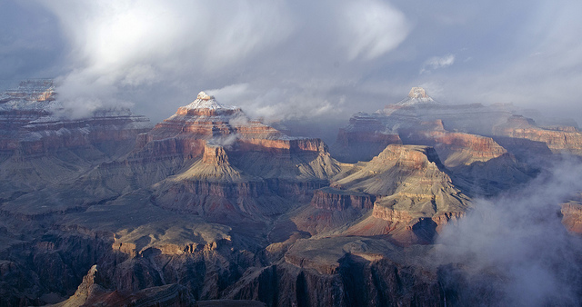 best canyons in the us