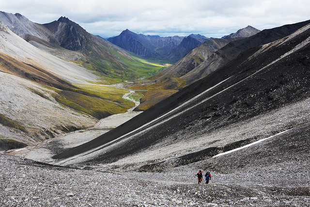 Alaska - tourist free adventure destinations