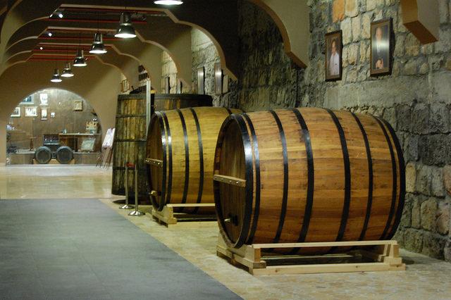 Yerevan - Brandy Company (photo by Andrzej Wójtowicz)