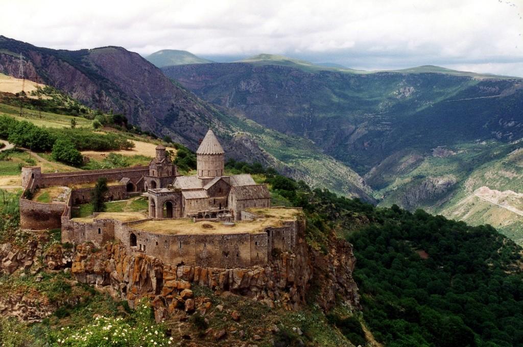 Tatev Monastery (photo by Tommy and Georgie)