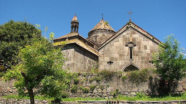 Haghpat and Sanahin Monasteries (photo by reibai)