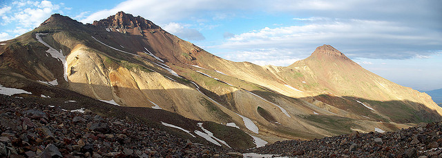Mount Aragats (photo by Alexander Naumov)