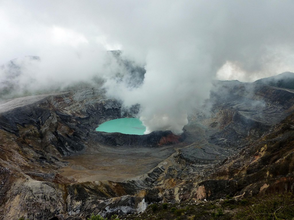Poás Volcano (photo by Carlos Reusser Monsalvez)