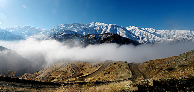 Alamout Valley, Northern Iran, Alborz mountain range (photo by Shah Alborz)