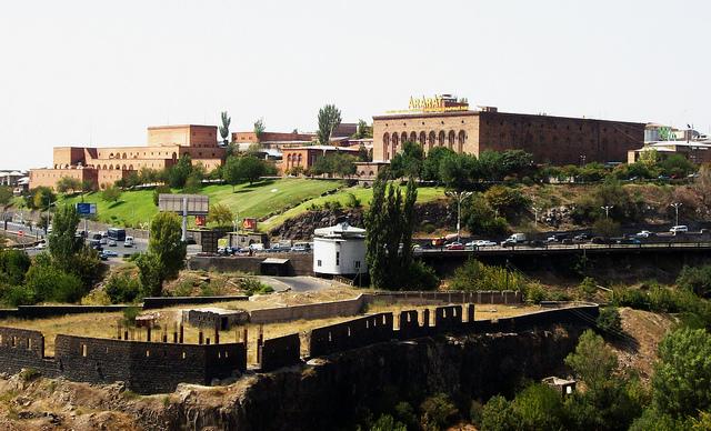 Yerevan Ararat brandy factory (photo by Govorkov)