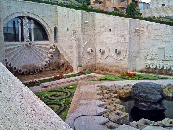 The Cascade, Yerevan (photo by author) visit armenia
