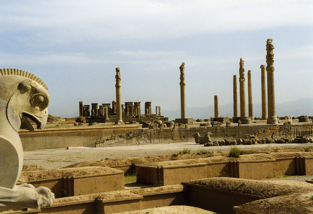 Persepolis (photo by Arian Zwegers)