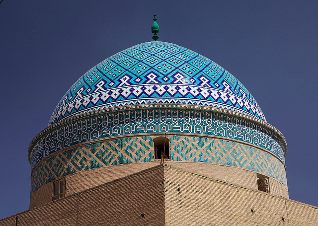 Yazd, Iran (photo by ninara)