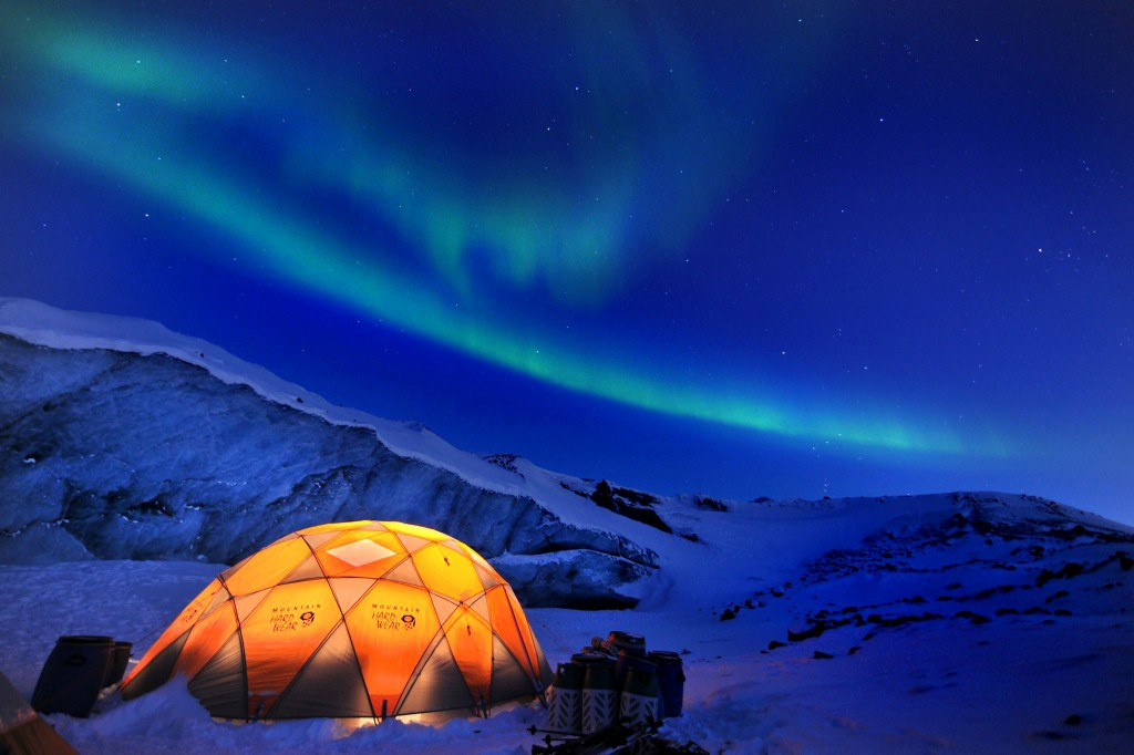 adventure holidays in Greenland