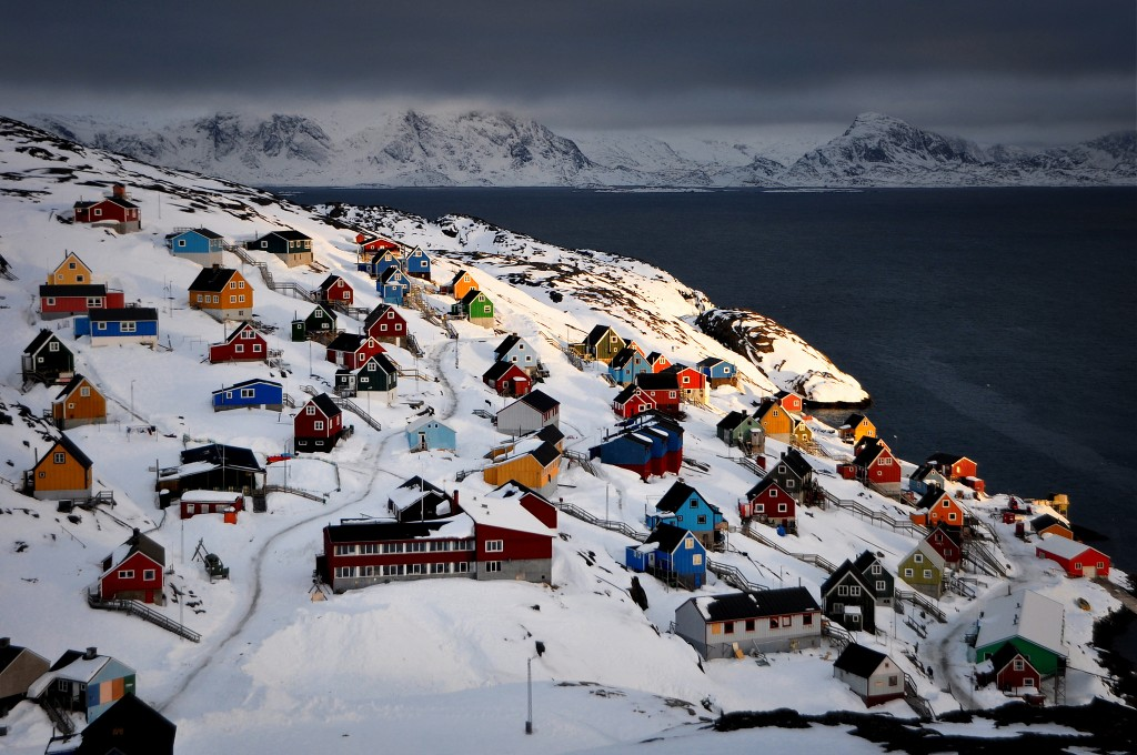 adventure travel in Greenland
