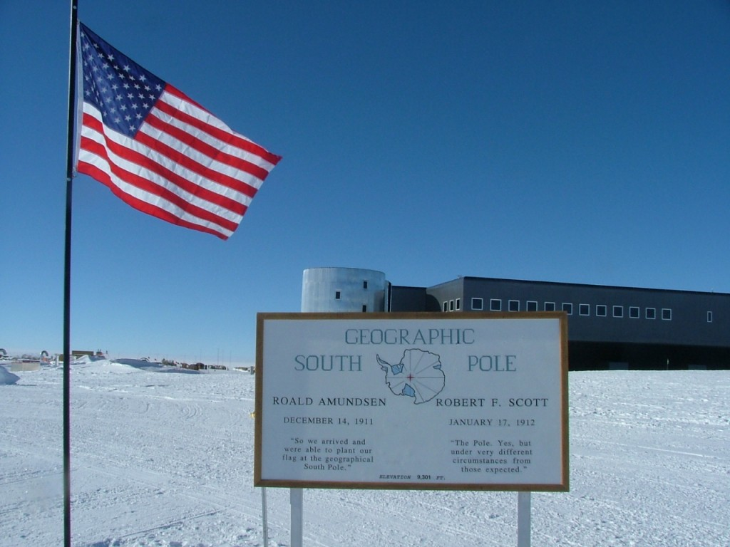 travel to the South Pole