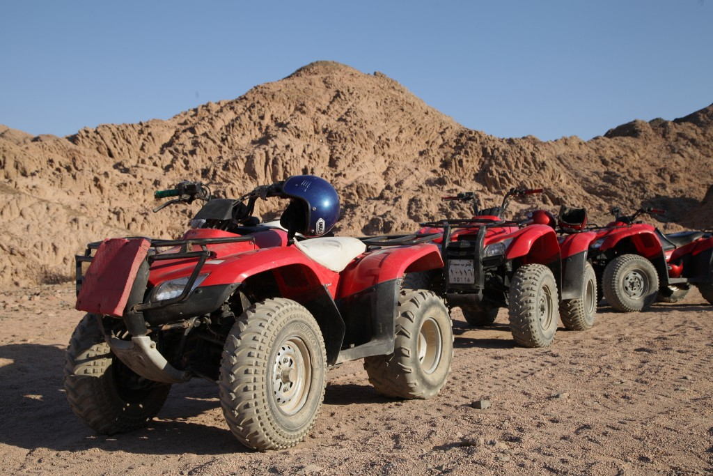 adventure sports to try in the sahara