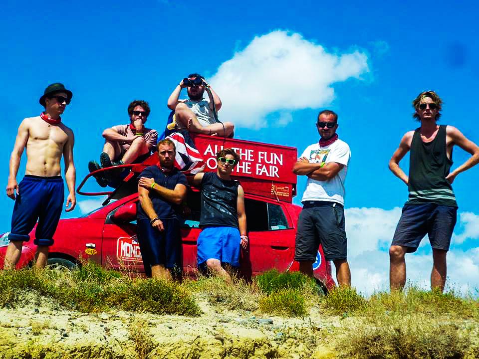 interview with adventure traveler