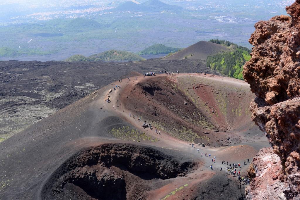 famous volcanos to climb