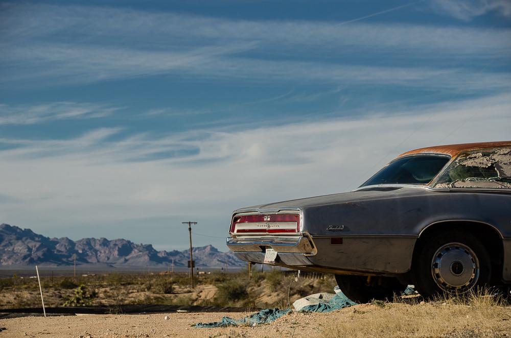 roadtrip in the US