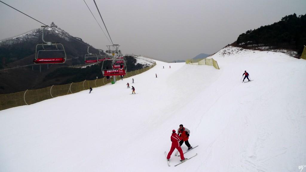 Nanshan Ski Resort (Photo by - chaos)