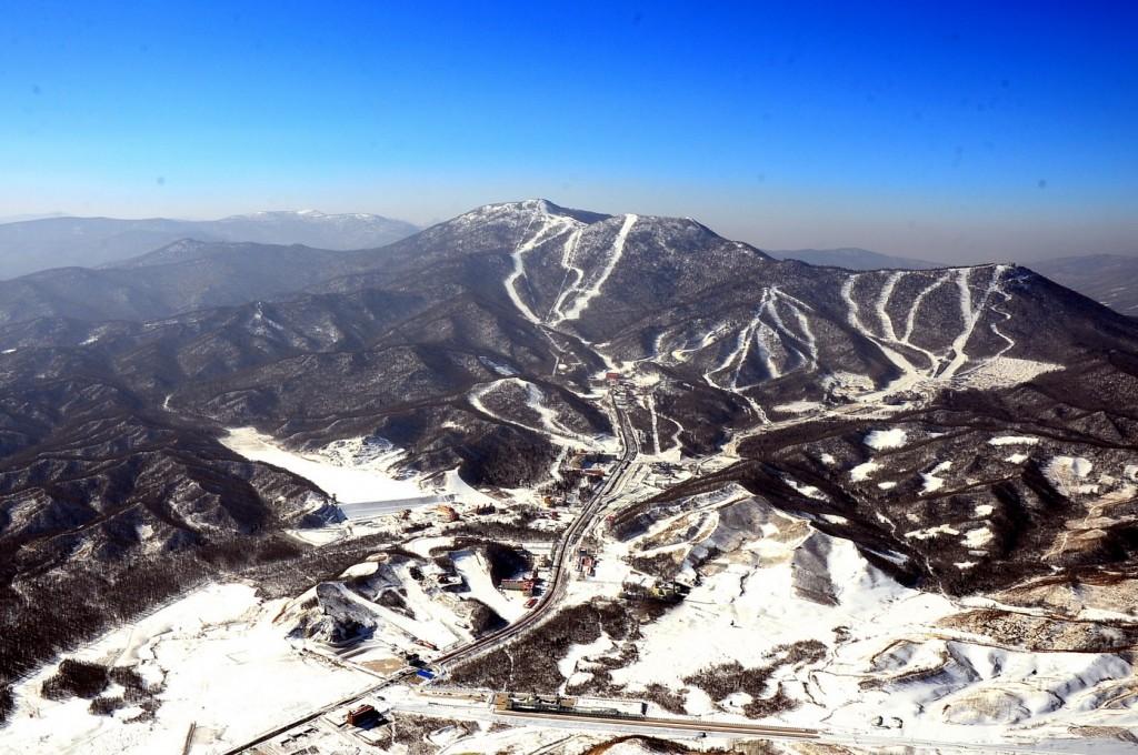 Sun Mountain, Yabuli (Photo by - Ski China)