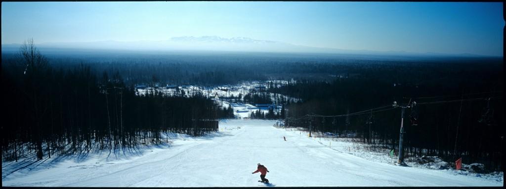 Skiing in Jilin (Photo by - bomb_bao)