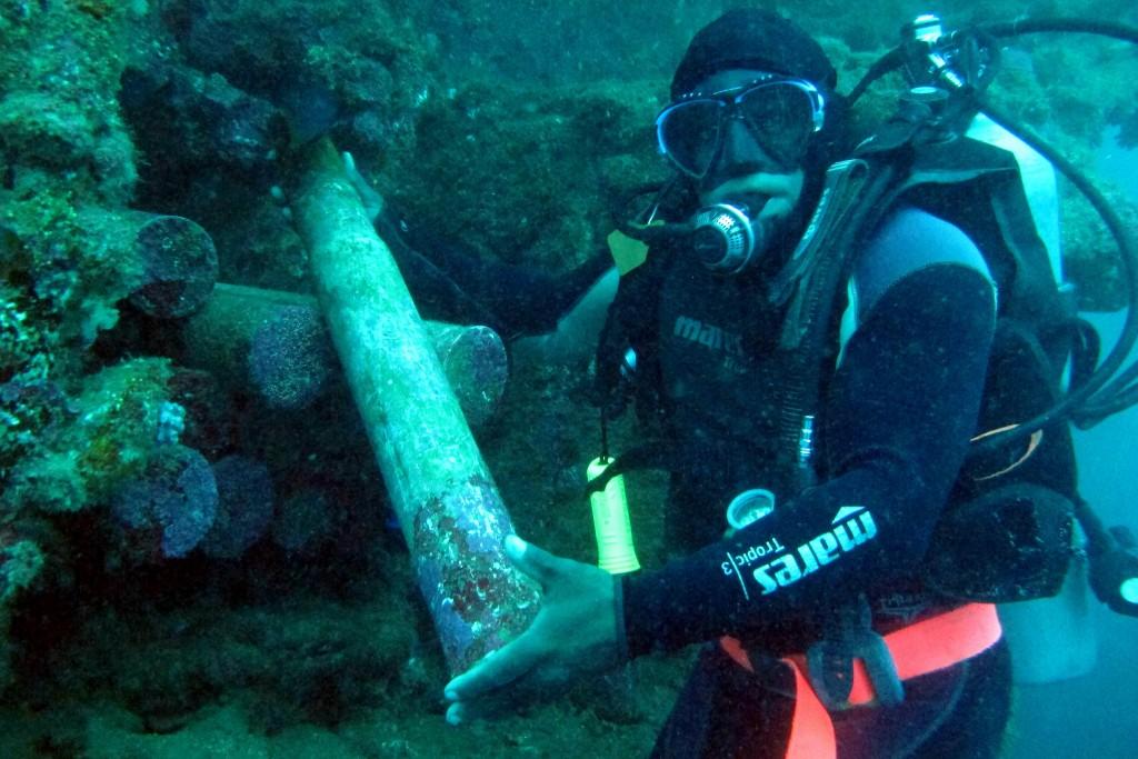 world's best wreck dives