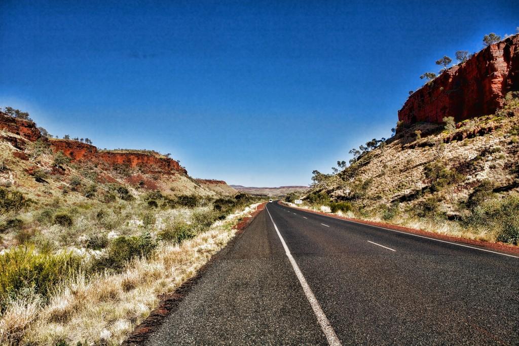 big lap of Australia