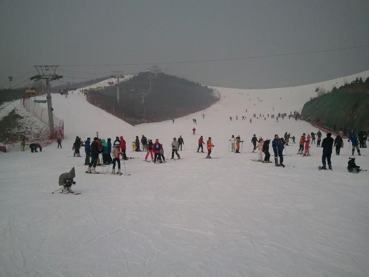 Wanlong Ski Resort (Photo by - Mike)