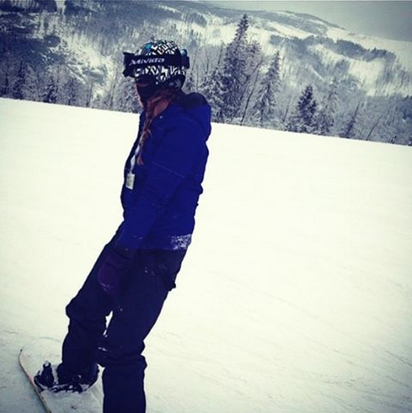 skiing in Poland