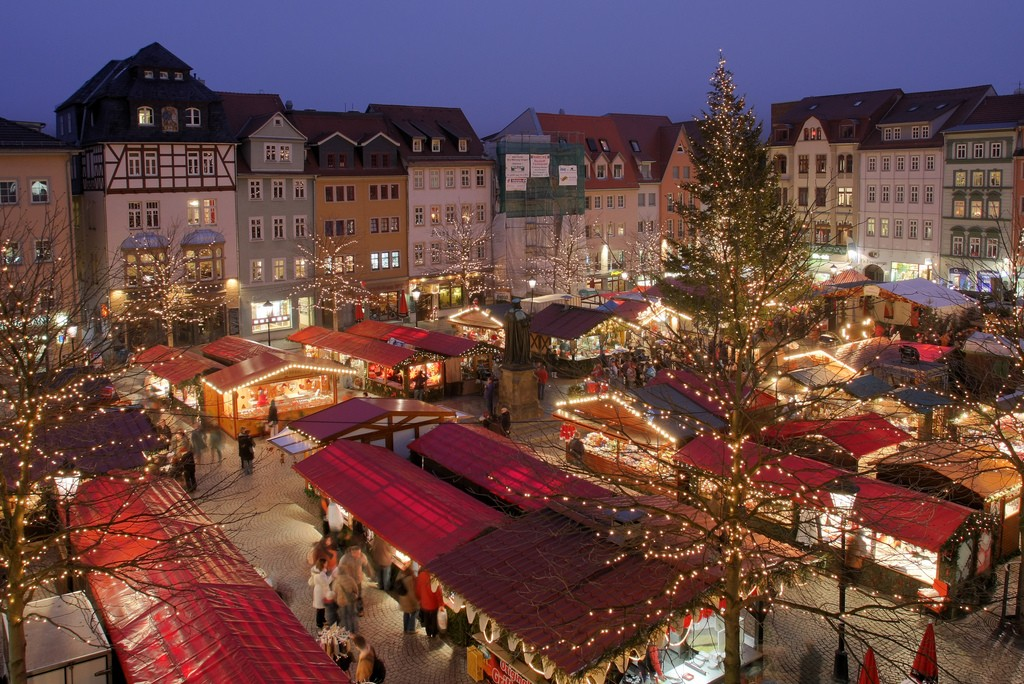 Most Adventurous Places to Spend Christmas