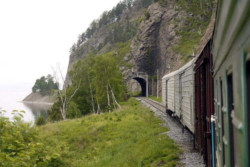 Adventure travel in Siberia