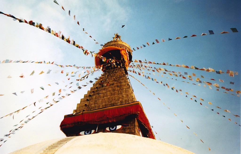 religious pilgrimages Boudhanath