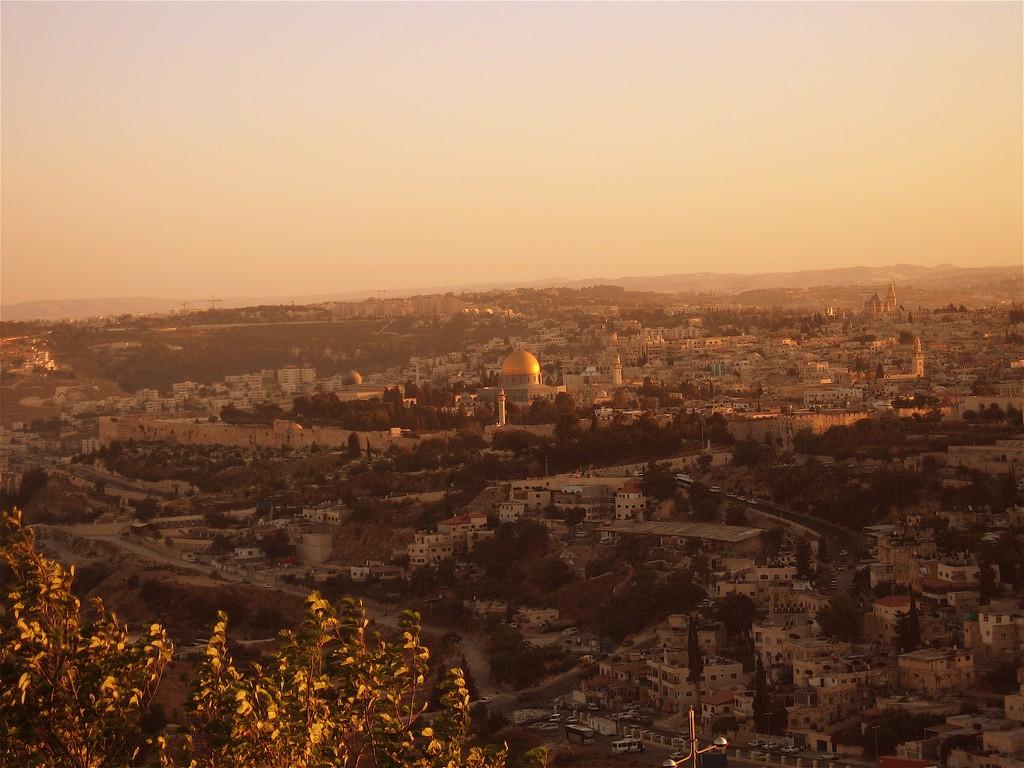 religious pilgrimages Jerusalem Israel