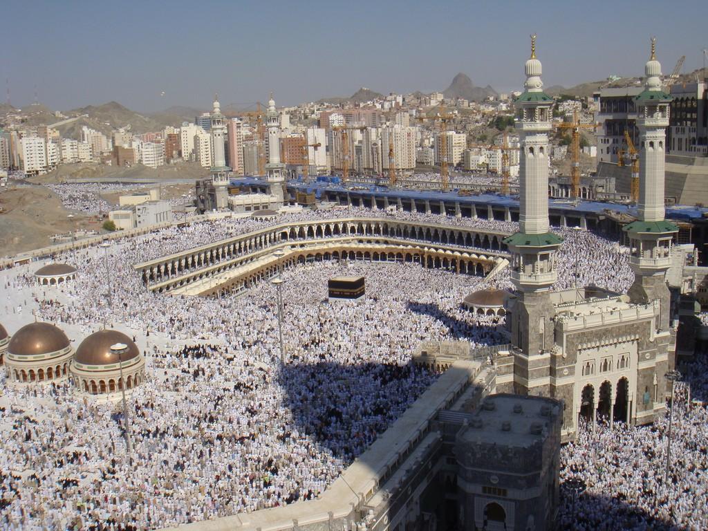 religious pilgrimages Mecca