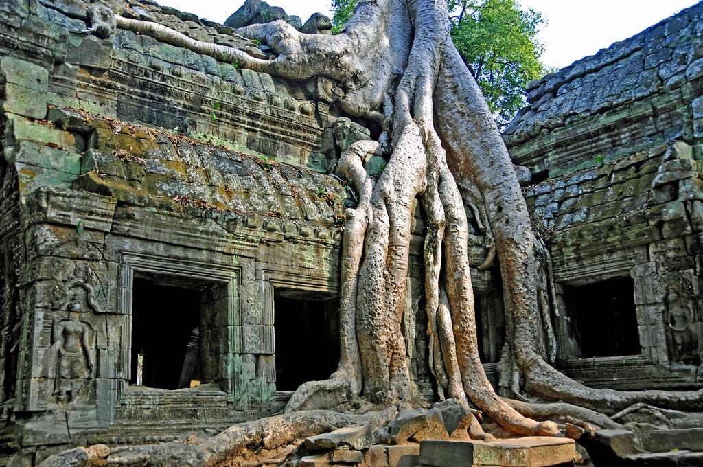 Lara Croft Tomb Raider Seim Reap Cambodia