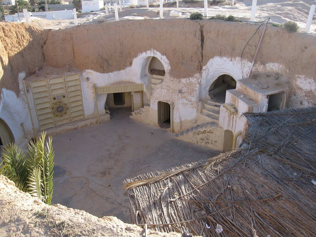 Star Wars Hotel Sidi Driss Tunisia