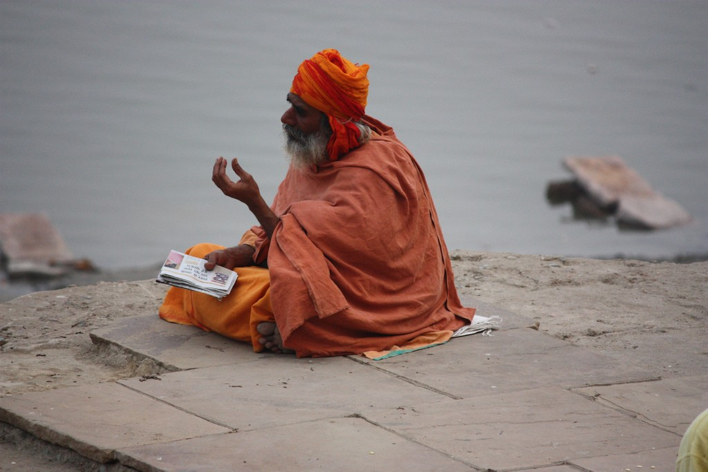 religious pilgrimage Ganges River India