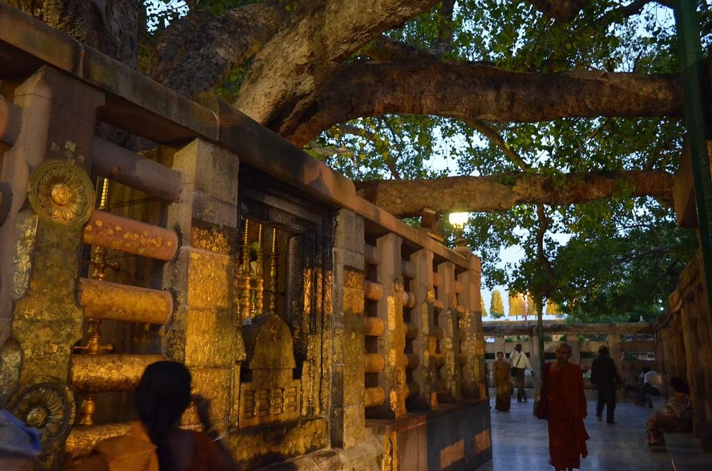 religious pilgrimage Mahabodhi Temple Complex