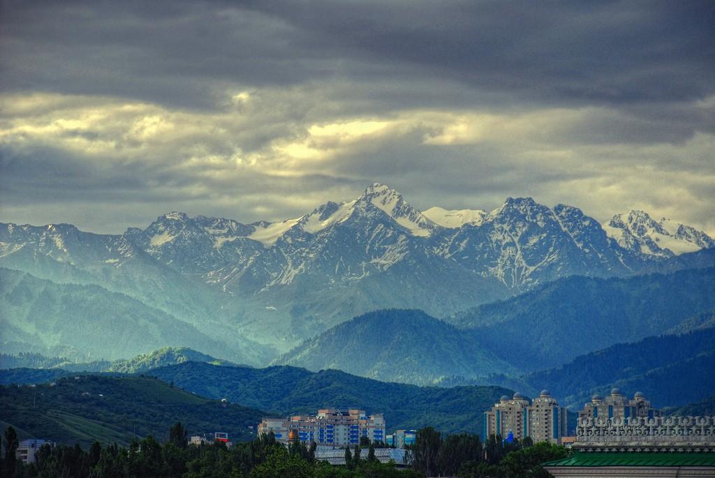 Travel to Kazakhstan