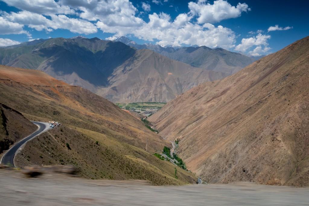 Travel to Tajikistan