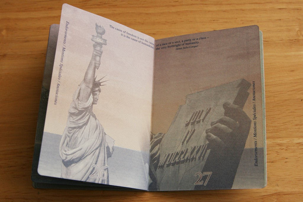 US Passport Quotes